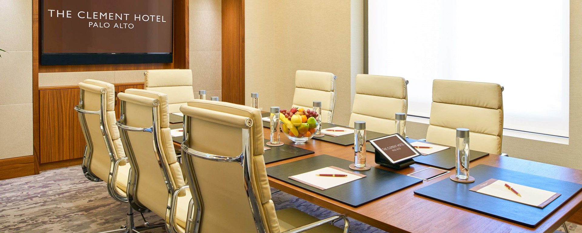 The Clement Palo Alto Jury Room